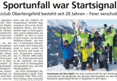 Headline Zeitungsartikel