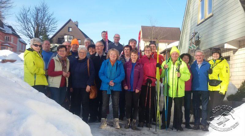 Ski-Langlaufwochenende Thüringer Wald-Frauenwald